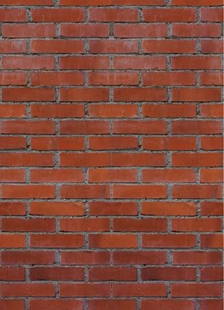 Brickstones - Photography 4 Sheet Wall Mural