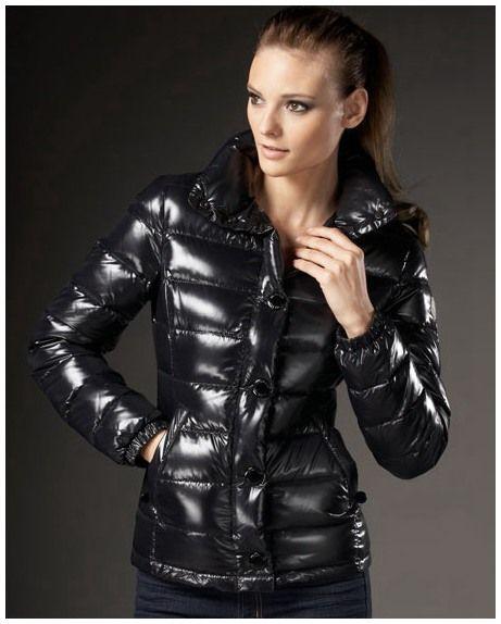 Moncler Femme Vest Fourreau Noir - boutique doudoune