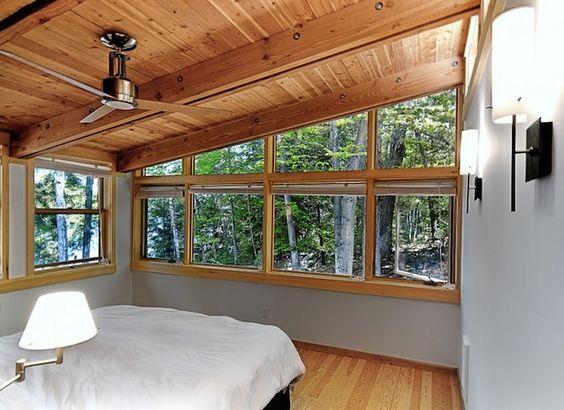 Seasonal Ontario Cabin by Altius Architecture (1)