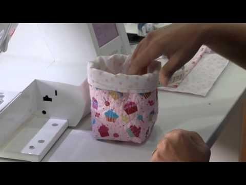 Mulher.com - 08/02/2016 - Porta caneca - Nívea Silva - YouTube