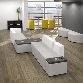 downtown collaborative office furniture by artopex office lounge seating with built in electrical outlets artoplex office furniture