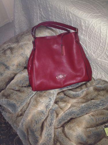 Red Coach Handbag https://t.co/AnGkiyGC7w https://t.co/841vlAo25V