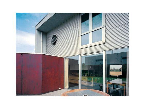 Double vitrage maison moderne - Double vitrage saint gobain ...