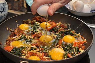 Breakfast skillet, Home fries and Skillets on Pinterest