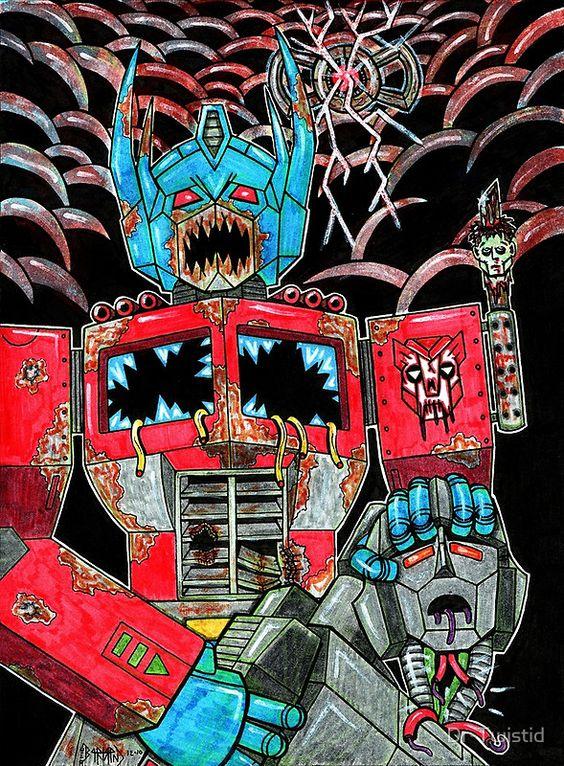 Zombotimus Prime