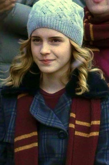 Hermione Granger hat from Harry Potter and the Half-Blood Prince (no pattern)