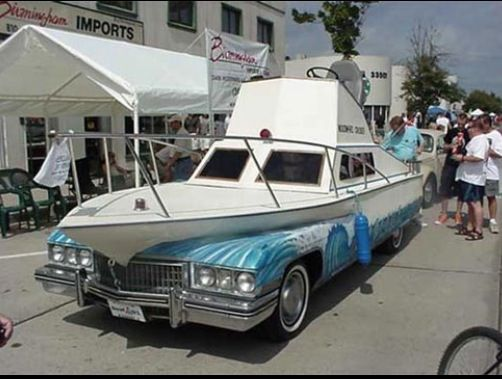 Boat Mobile