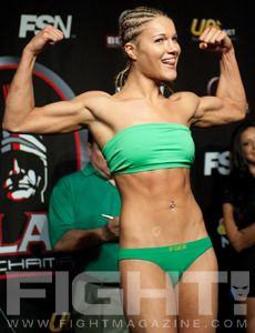 Felice Herrig - Mixed Martial Arts Fighter - FIGHT! Magazine ...