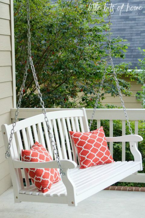 Stylish Diy Porch Swings For Outdoor Relaxation Diy Porch Swing Diy Porch Porch Swing