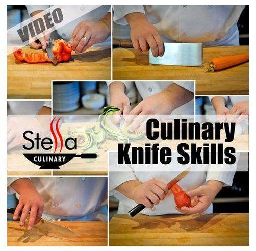 Culinary Knife Skills Knife Skills Tutorials Knifeskillstutorials Knife Skill Knife Skills Tutorials Culinary Classes