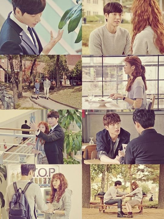 Cheese In The Trap #korean #drama #manwha: