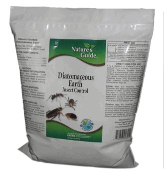 how to kill fleas in yard with diatomaceous earth