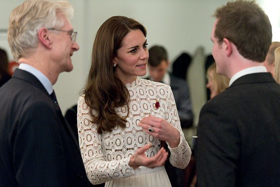 The Duchess Of Cambridge Attends UK Premiere Of 'A Street Cat Named Bob' In Aid Of Action On Addiction: