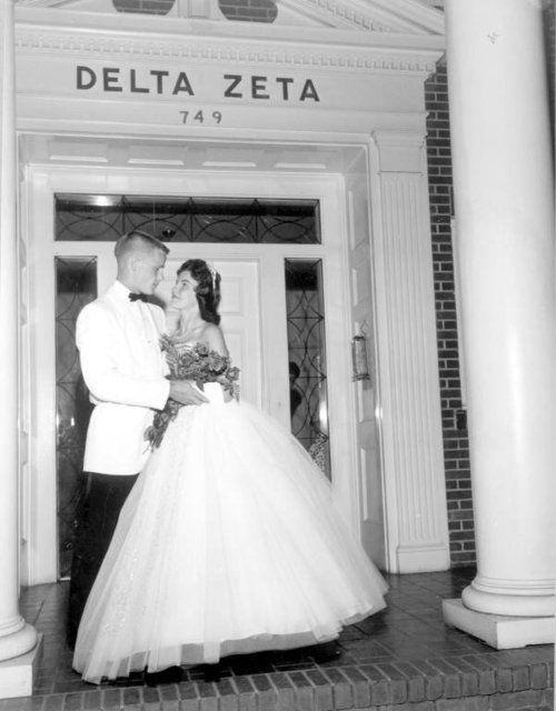 Vintage Delta Zeta