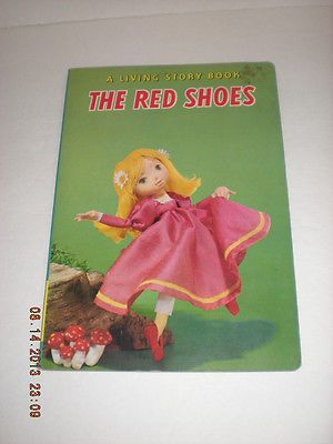 A Living Story Book The Red Shoes | eBay | Storybook Inspiration ...