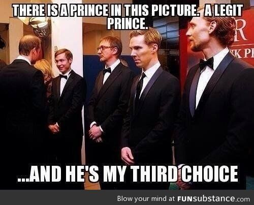 Who's The Prince