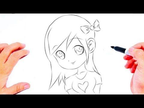 رسم سهل تعلم الرسم رسم بنات سهل جدا تعليم الرسم للمبتدئيين خطوة بخطوة Youtube Art Female Sketch Female