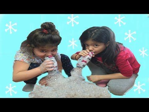 Masal Ve Oyku Kopuk Deneyi Yapti Devasa Kopukler Funny Kids Videos Youtube Masal Youtube
