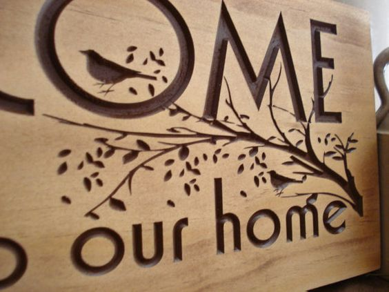 Wood Sign Design Ideas wood deck railing ideas design awesome 510280 Signs 1 Signs Ideas Home Signs Ear Signs Best Mothers Day Gifts Best Gifts Best Gift Ideas Sign Nature Nature Bird