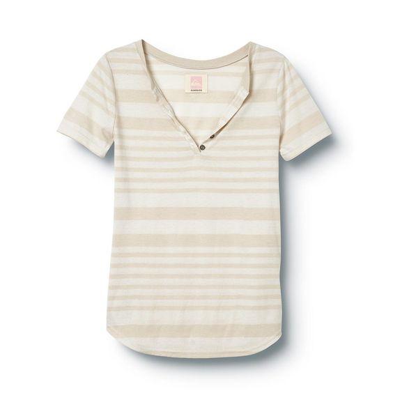 Quiksilver Womens Breaker Stripe T Shirt