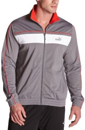 Puma Men`s Agile Track Jacket $47.99