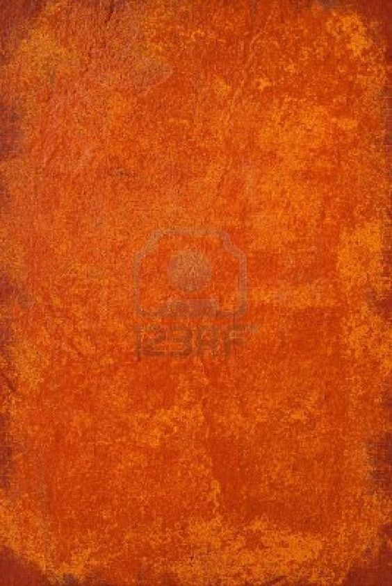 Love burnt orange! This will be the color of my living room wall