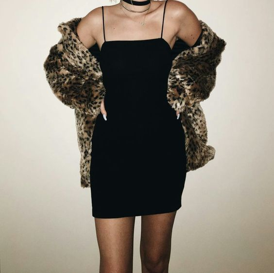 12 Sexy Party Outfit Ideas For The Winter