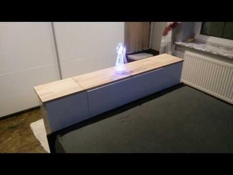 Diy Tv Schrank Versenkbar Youtube Tv Schrank Tv Mobel
