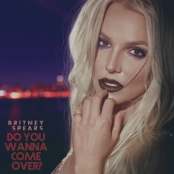 Britney Spears – Do You Wanna Come Over? (single cover art)