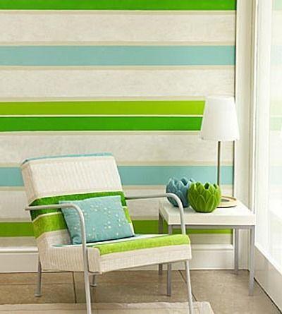 Cómo Pintar Paredes a Rayas: Decor Ideas, Decorativa Paredes, Painting Stripes On Walls, Decorating Ideas, Painting Ideas, Color Palette