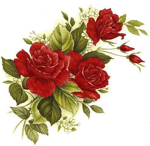 букет цветов - Схемы вышивки - Софья1989 - Авторы - Портал «Вышивка крестом»