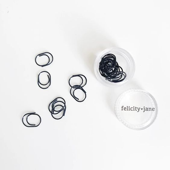 Felicity Jane Miniwide Paper Clips