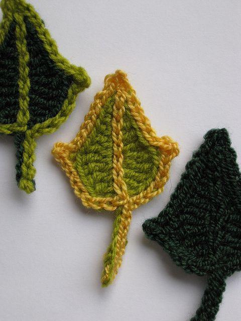 Ivy Leaf Knitting Pattern : Pinterest   The world s catalog of ideas