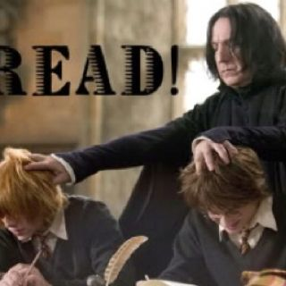 READ!--Gotta love professor Snape