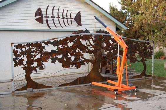 Welding projects welding and projects on pinterest for Car craft athens ga