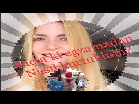 Sac Egzamasi Kurtulma Yollari Sac Egzamasindan Nasil Kurtuldum