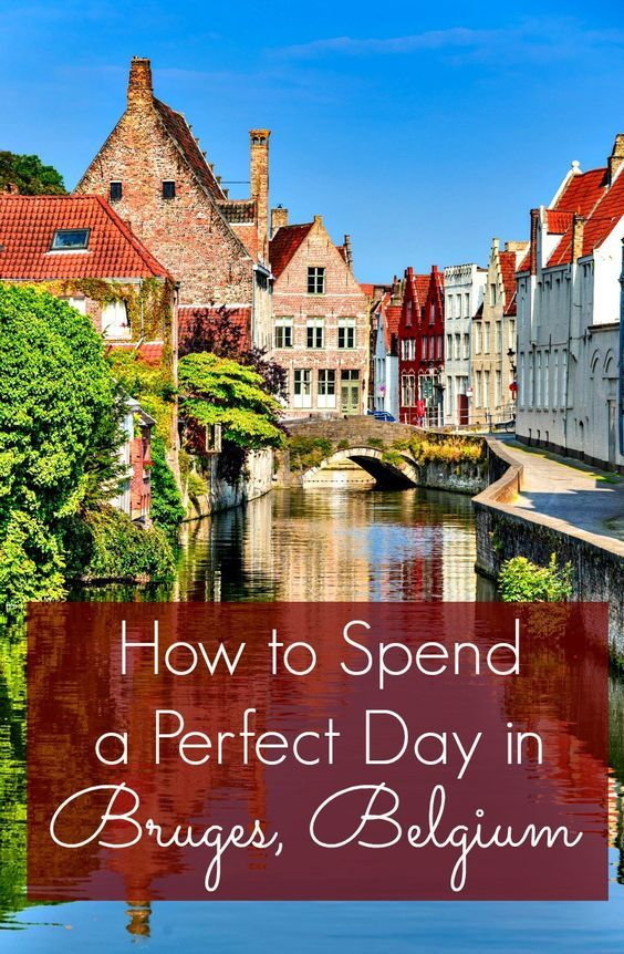 Bruges may seem like a disney-esque medieval theme park due to its popularity with tourists, but this incredible European destination is a must visit. Tips on how to spend a perfect day in beautiful Bruges, Belgium | thetravellingmom.ca