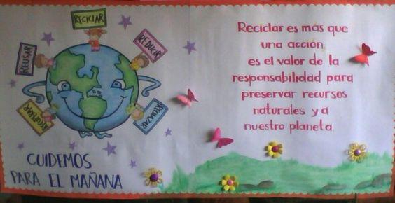Cuidado de nuestro planeta