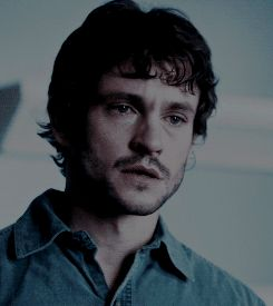 adorable Will Graham GIF