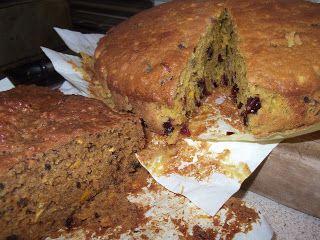 Annabel Langbein Orange Lightning Cake Recipe
