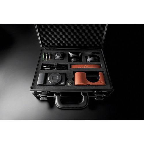 Ricoh GR II Digital Camera Premium Kit