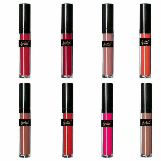 Lashed liquid lipsticks by Blac Chyna