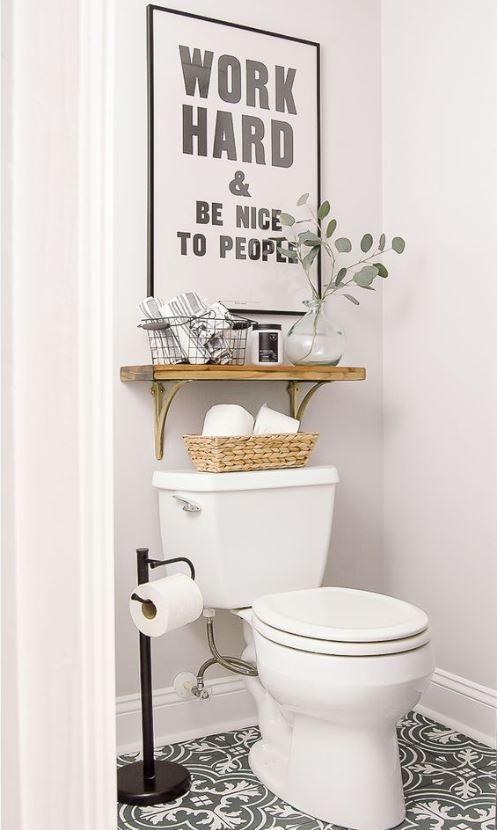 10 Small Bathroom Decorating Ideas That Are Major Goals Bathroom