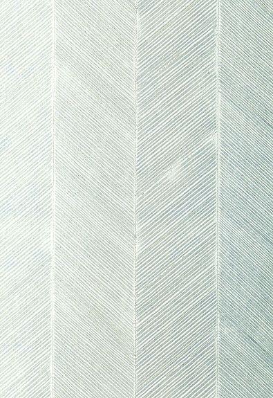 Chevron textured wallpaper in mineral