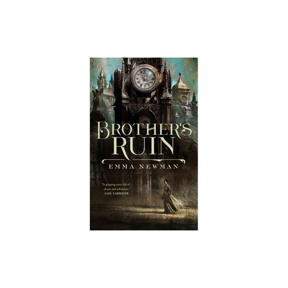 Brother's Ruin (Paperback) (Emma Newman)