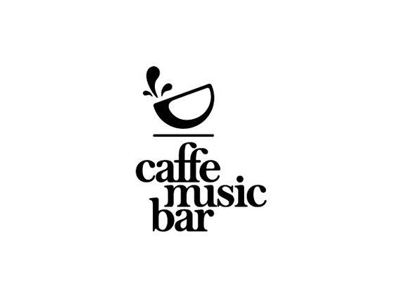 LOGO / caffe music bar