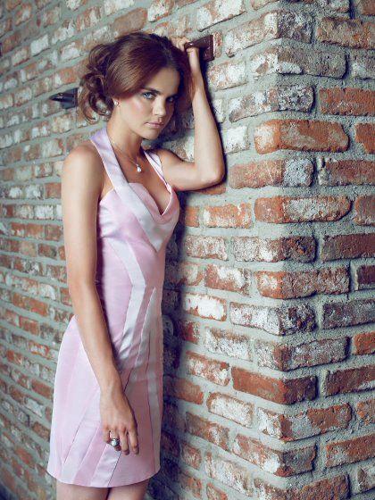 Fashion Designer:Bahar Kanık Photographer: Ozan Balta Model:Tuğçe Kazaz Hair&Make-up:Cevahir Özkan Güner Styling:Rüzgar Mira Okan