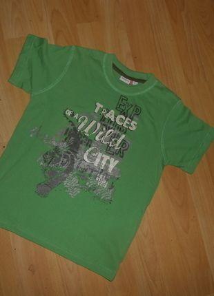 Kaufe meinen Artikel bei #Mamikreisel http://www.mamikreisel.de/kleidung-fur-jungs/kurzarmelige-t-shirts/30276997-t-shirt-gr-122-nkd-guter-zustand