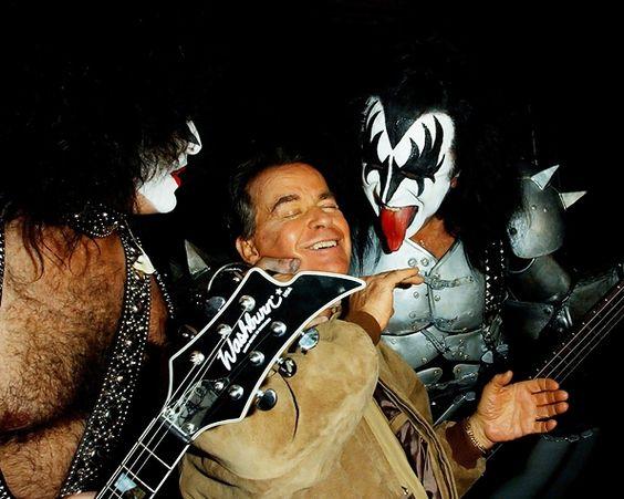 Dick Clark Kiss 68