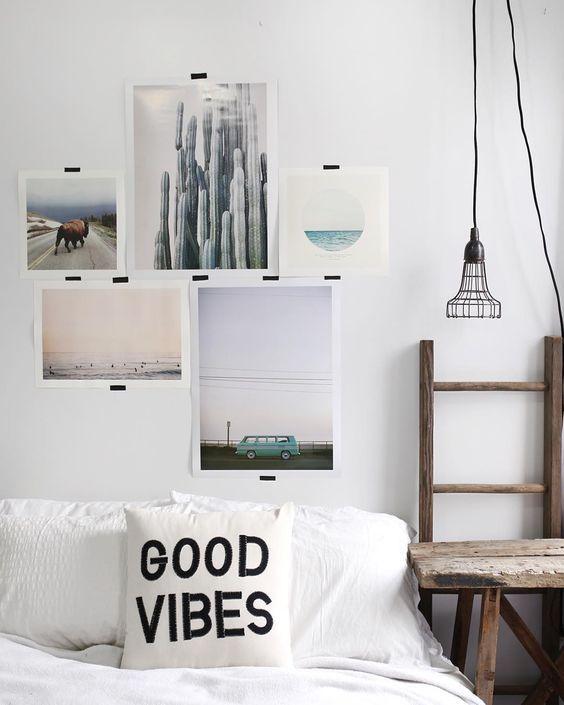 Good Vibes // Cool Home Decor // Wall Art | Mi Room | Pinterest | Walls,  Room And Bedrooms